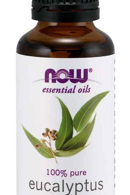 Eucalyptus Oil 1oz