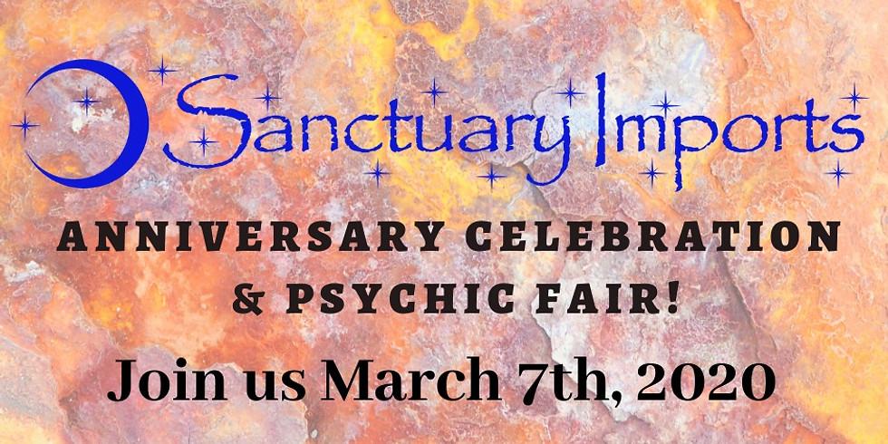 3rd Anniversary Psychic Fair