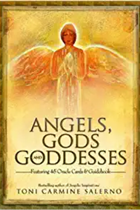 Angels Gods Goddesses