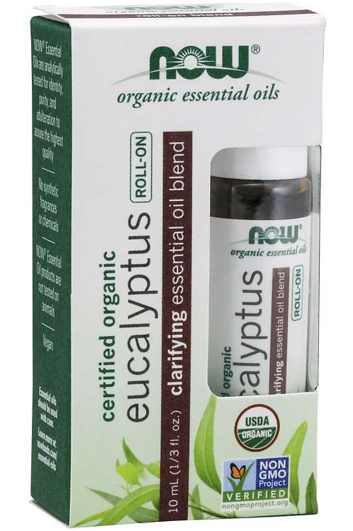 Organic Roll On - Eucalyptus