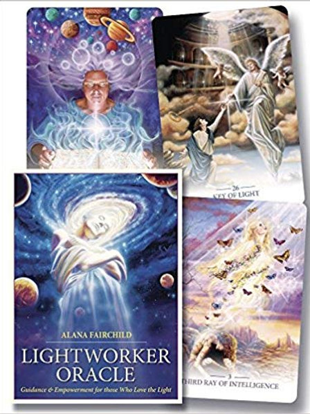 Lightworker Oracle Cards