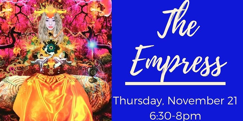 Tarot 201: The Empress