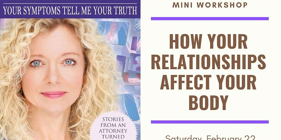 How Your Relationships Affect Your Body