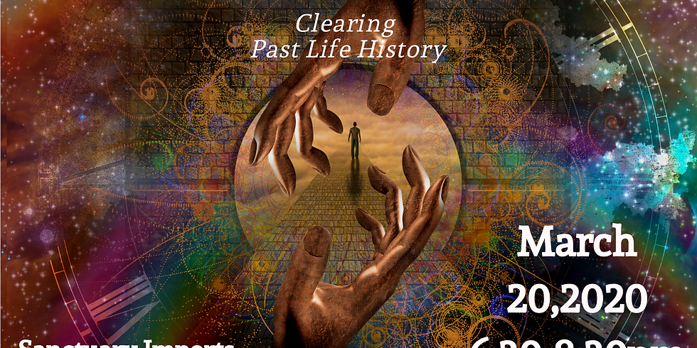 Book of Life: Past Life Clearing