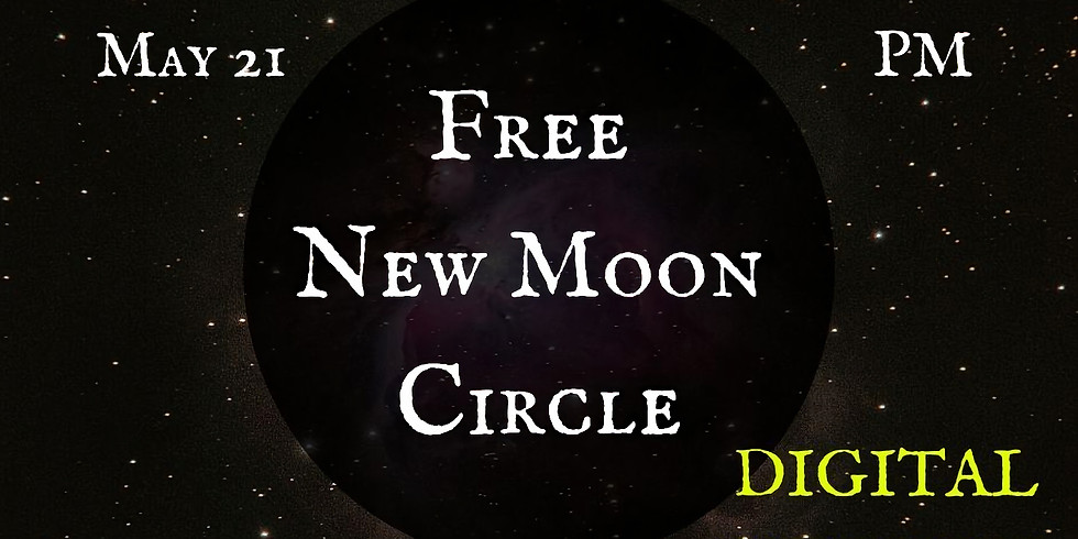 FREE New Moon Circle - Digital Edition!