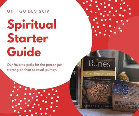 Gift Guides 2019: Spiritual Starter Guide