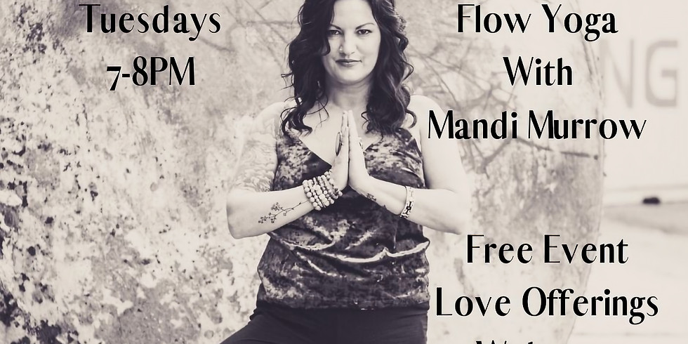 Flow Yoga with Mandi Murrow