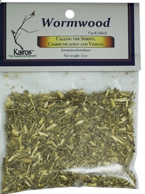 Wormwood Cut & Sifted