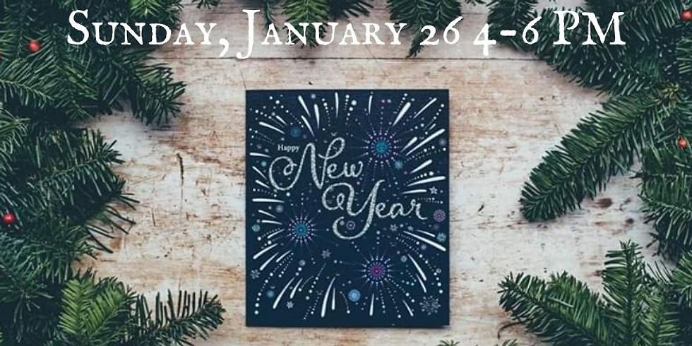 Free January 2020 Tarot Salon