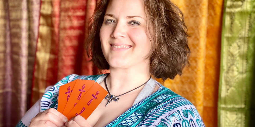 Numerology and Tarot with Nikki Aggarwal