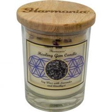 Crystal Candle - Healing