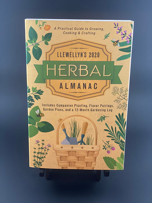 Llewellyn's 2020 Herbal Almanac