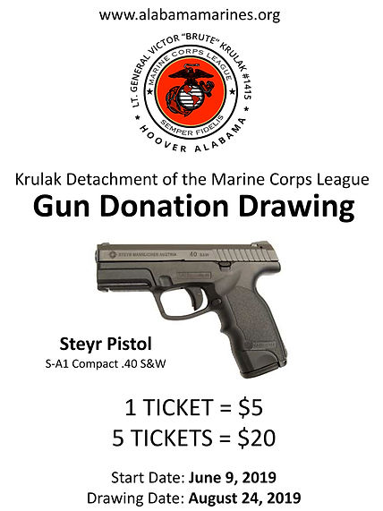 Gun Drawing Ticket Artwork 6.7.18 (Steyr