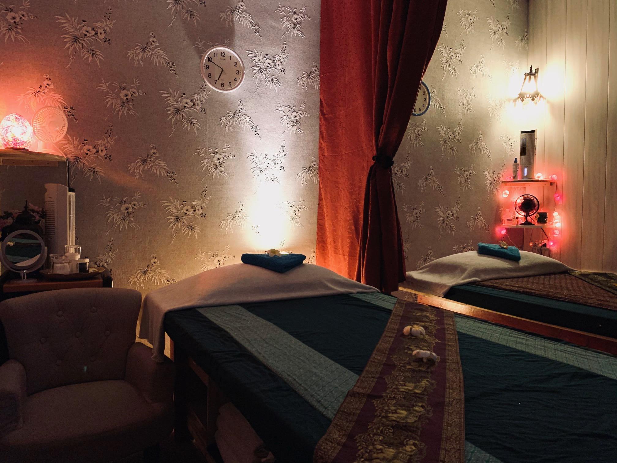 Paarmassage Zimmer