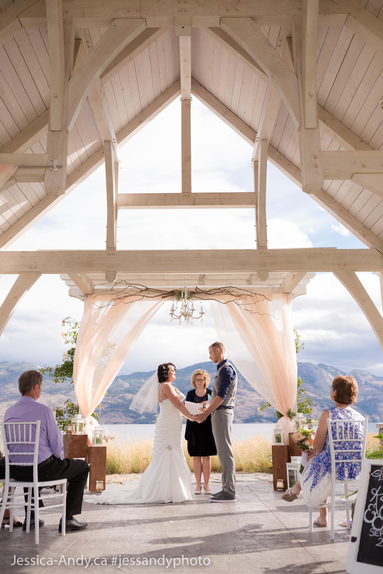Kelowna Wedding Venue - Ceremony