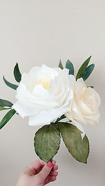 Paper Flowers - Wedding Flowers - Kelowna Florist