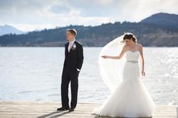 Okangan Lake - Wedding