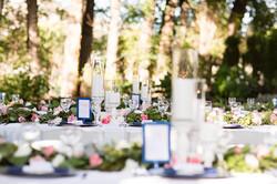 Wedding Decor - Pillar Candles