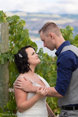 Okanagan Vineyard - Wedding