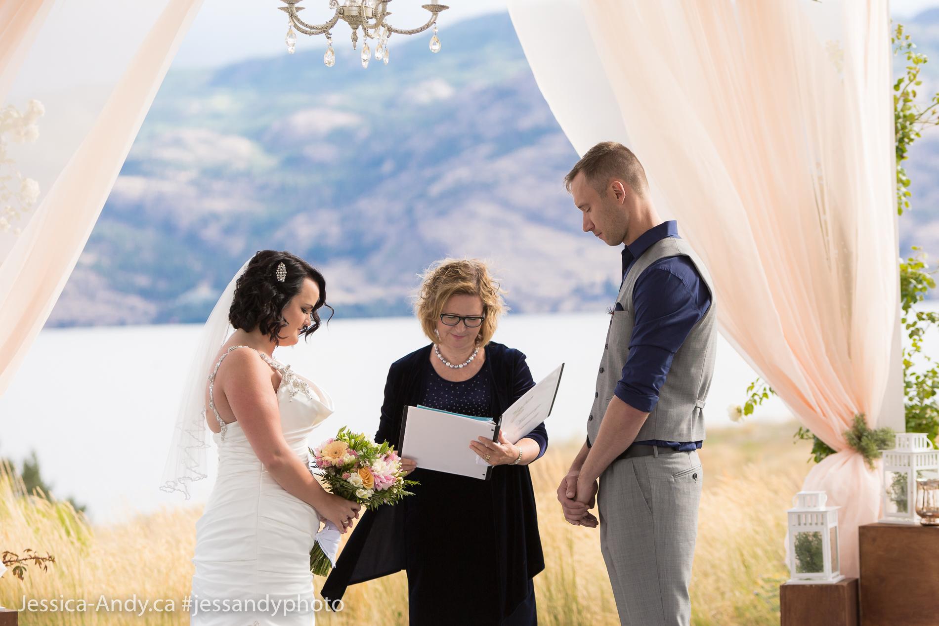 Kelowna Wedding Officiant