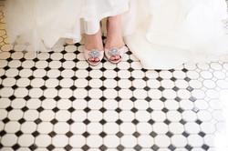 Wedding - Toes & Tiles