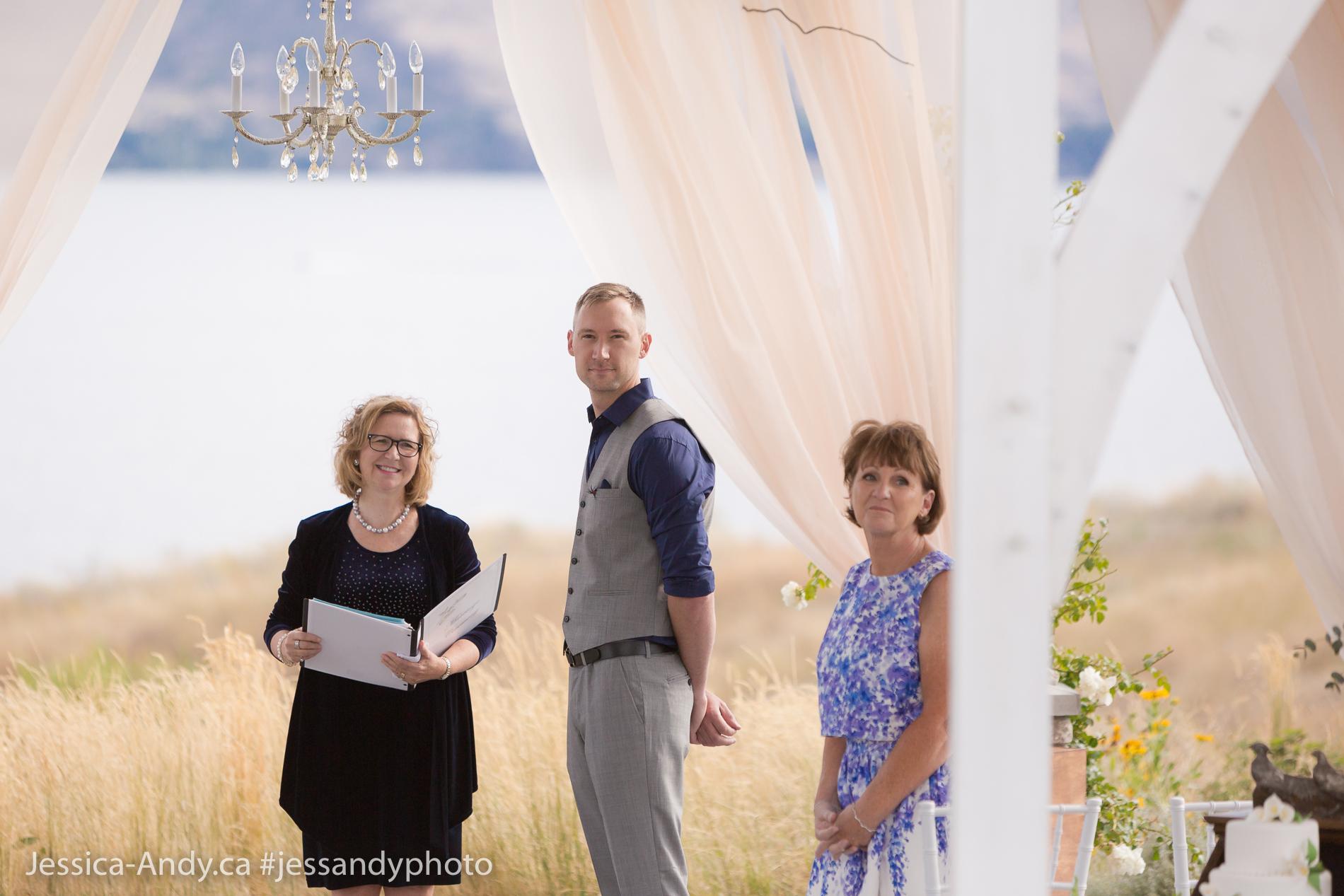 Kelowna Wedding Ceremony