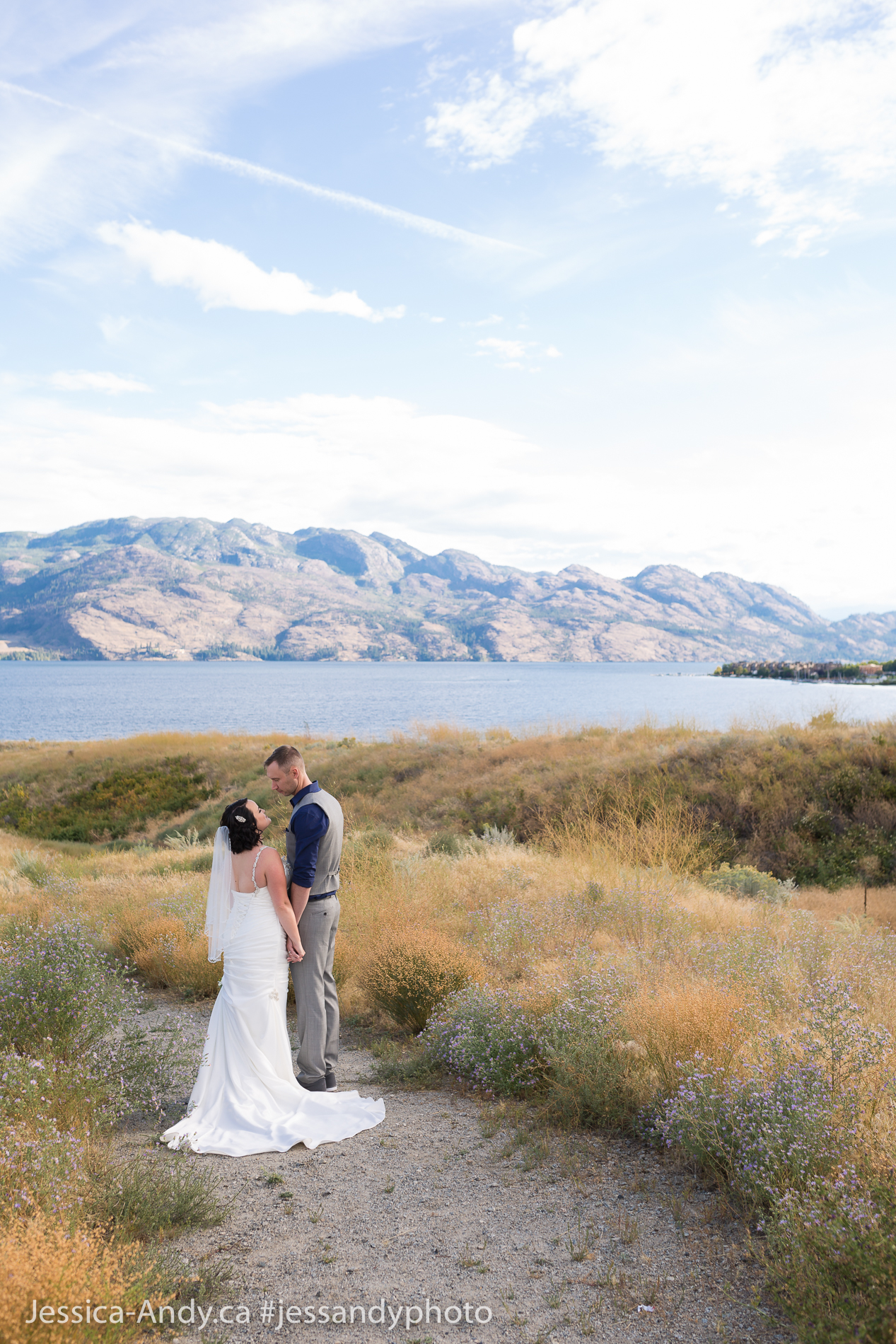 Okanagan Lake - Wedding