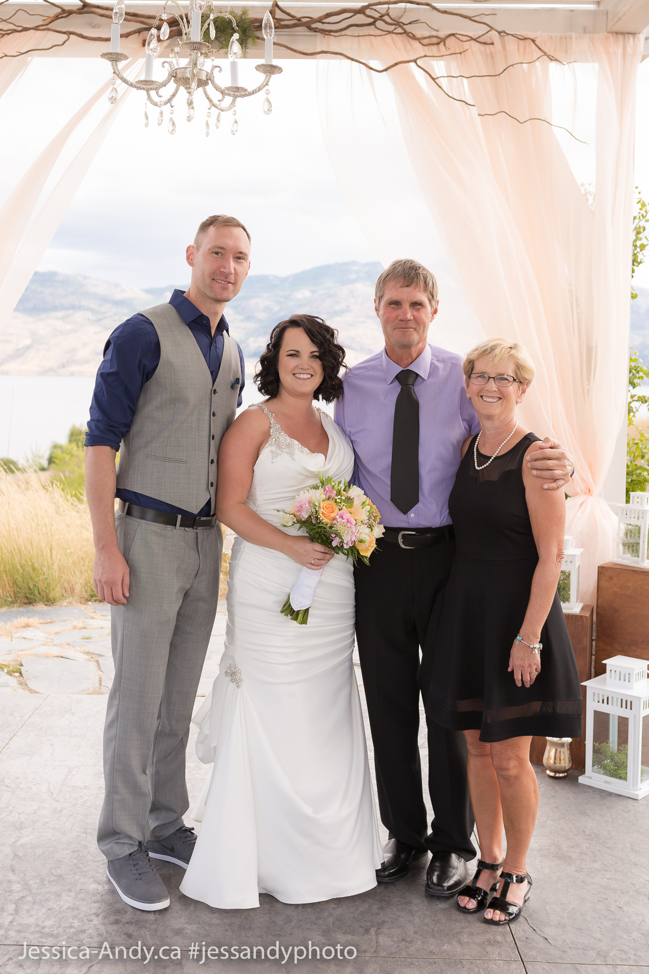 Family Time - Wedding Day