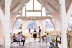 Kelowna Wedding Ceremony - Elopement