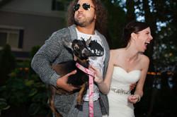 Kids at Wedding - Goat