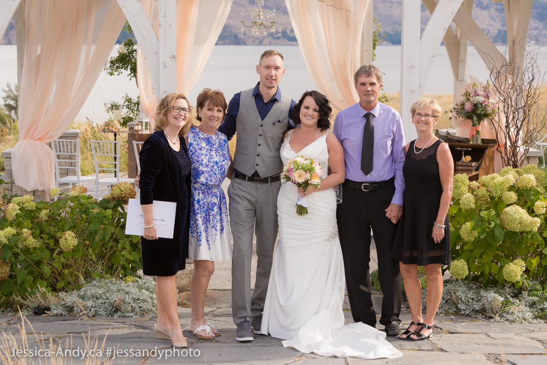 Kelowna Wedding Elopment