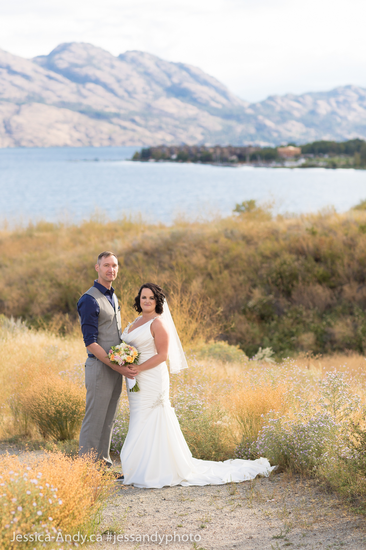 Okanagan Wedding - Elopement