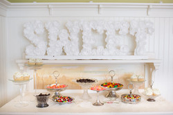 Sweet Table - Dessert & Candy