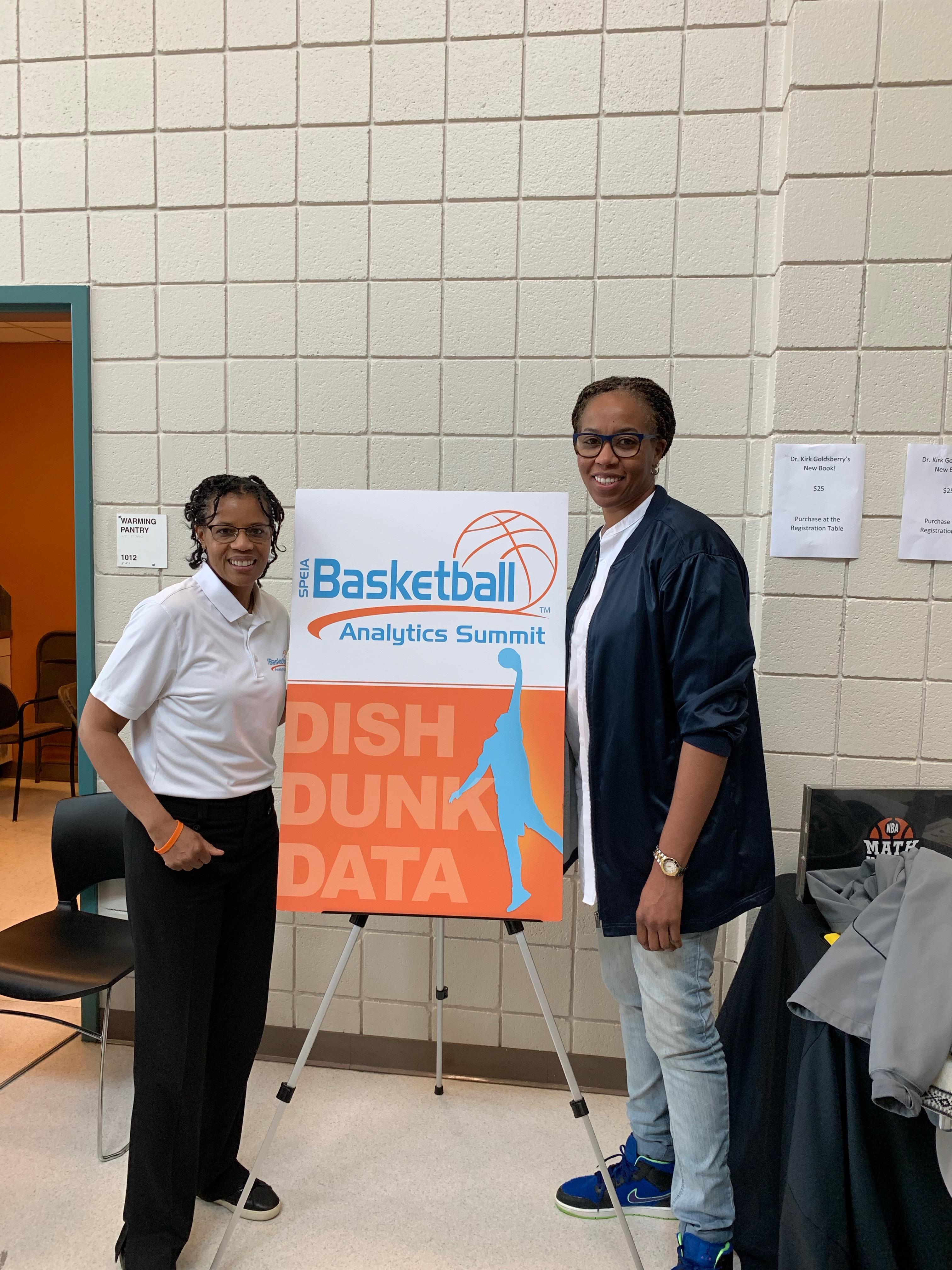 Stroman & Chasity Melvin, NBA/WNBA