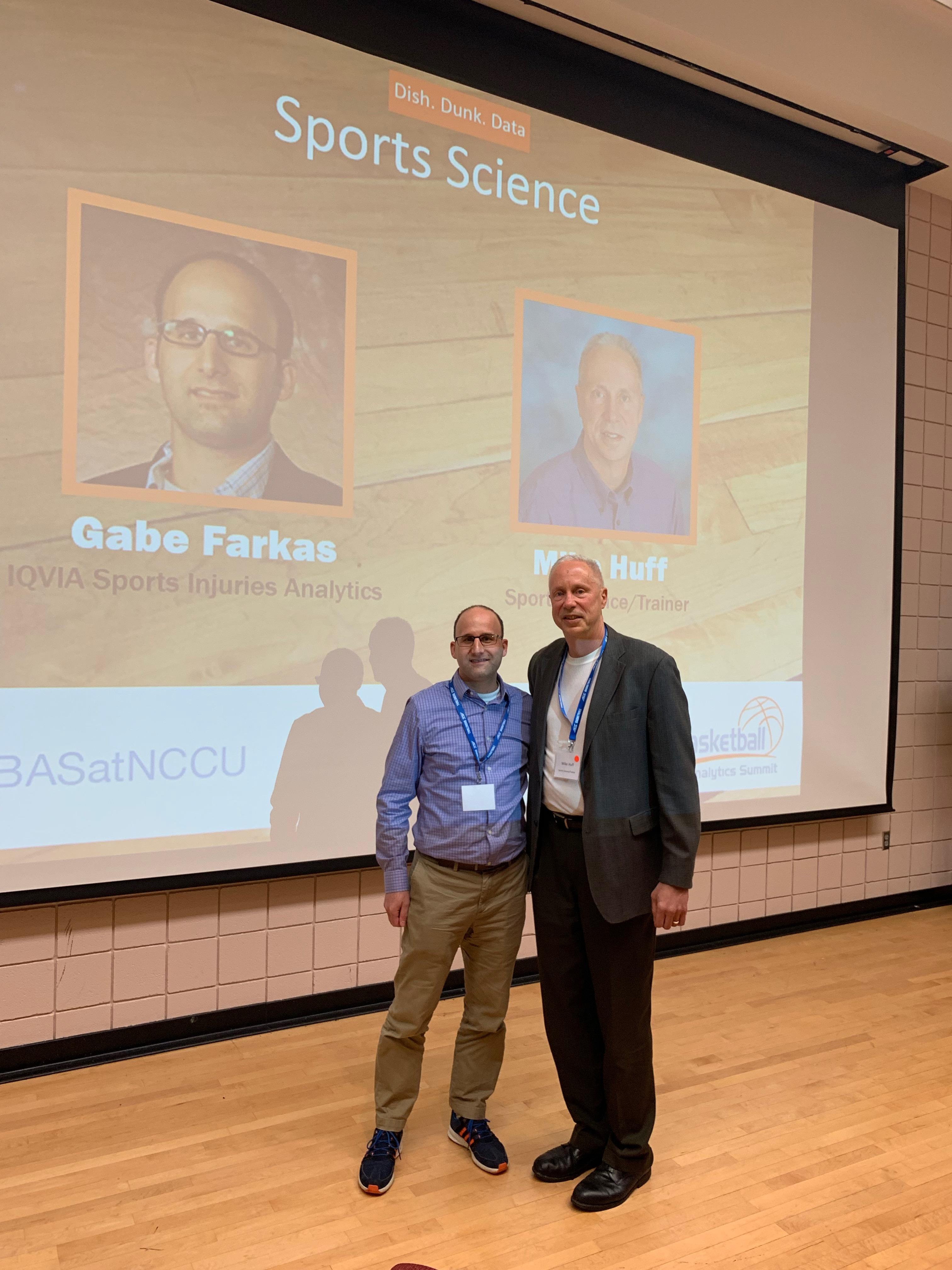 Gabe Farkas & Mike Huff