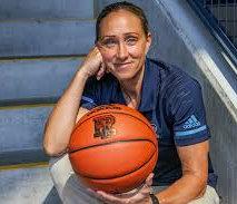Tammi Reiss, Head Coach Rhode Island WBB