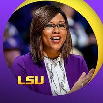 Nikki Fargas, Head Coach LSU WBB