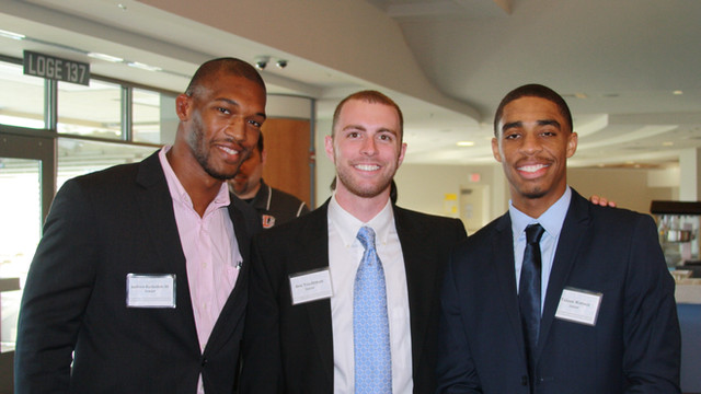 UNC Sport Business Students