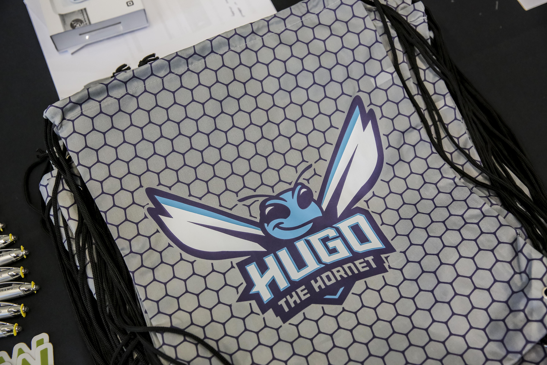 NBA Charlotte Hornets Bag