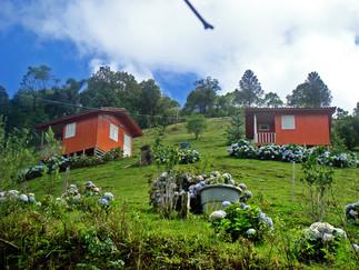 Turismo rural no Recanto das Cachoeiras - Anitápolis