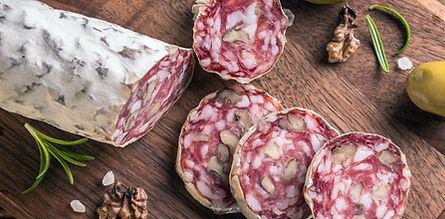 Дегустации итальянских сырокопчённых изделий
