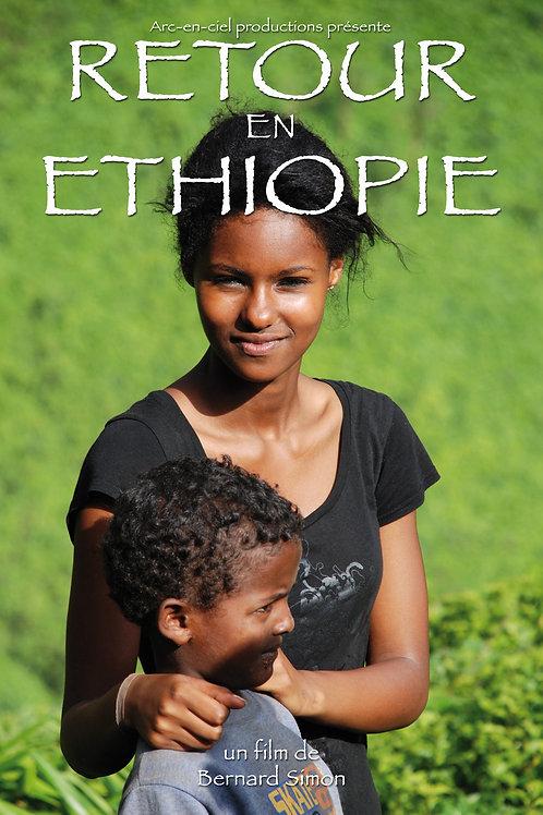 DVD Retour en Ethiopie