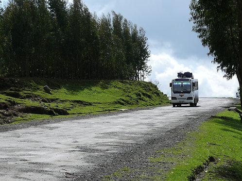 Photo à encadrer - Autobus (29,7 x 21cm)
