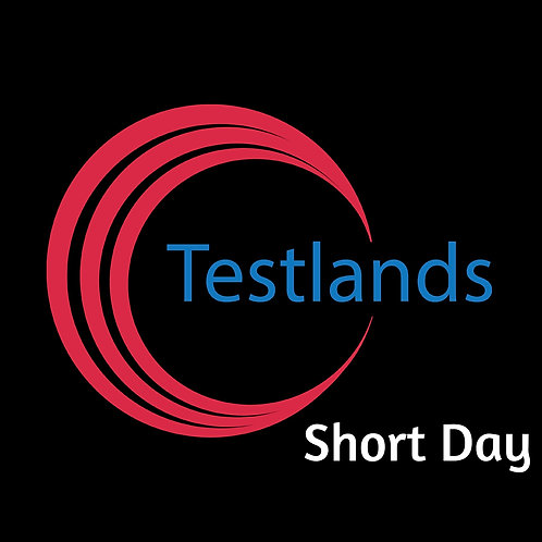 Monday 26th October - Short Day Testlands Hub