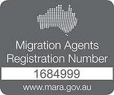 Resgisted Migration Agent Number, MARN