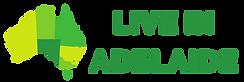 Live in Adelaide Logo