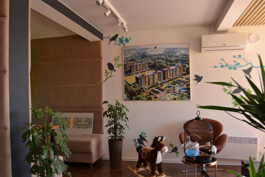 офис дизайн проект