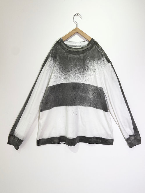 spray L/S T-SH a 02size