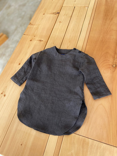BABY smock linen