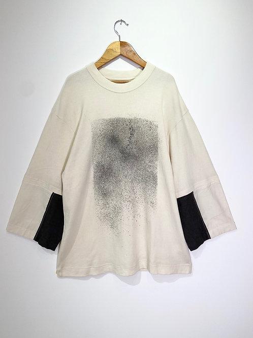 re spray L/S T-SH(ox-linen) 02size